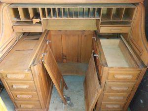Rolltop desk antique for Sale in Chula Vista, CA