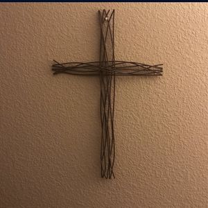 Cross House Decoration for Sale in Fresno, CA