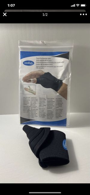 Comfort Cool Thumb CMC Abduction Orthosis for Sale in Glendale, AZ