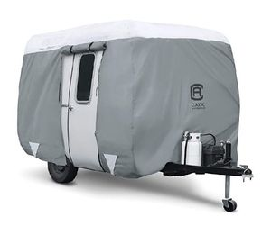 8-10 feet camping trailer cover for Sale in Lakewood, CA