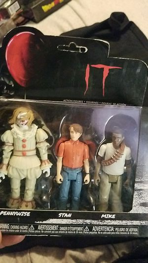 """"""" IT """" Toy Action Figures for Sale in Stockton, CA"""