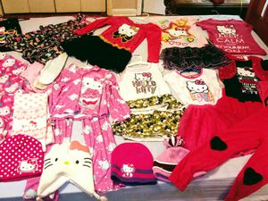 Hello Kitty Dress's,Shirts,Skirts,Pants,Hats for Sale in Goodlettsville, TN