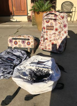 Rolling backpack Jansport for Sale in Escondido, CA