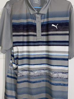 Puma Golf Shirt, Echelon Golf Club, Alpharetta, GA, Large, $10 for Sale in Marietta,  GA