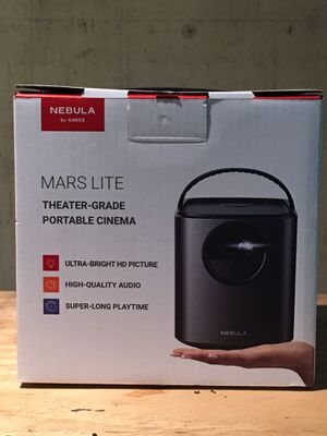 Nebular Mars Lite Projector for Sale in Ocala, FL