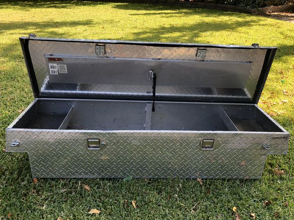 Trunk toolbox for Tacoma