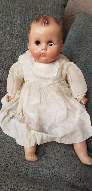 Antique Baby Doll with soft body for Sale in Murrieta, CA