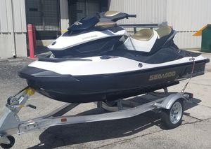 2013 sea doo gtxs 155 w/92hrs for Sale in Cape Coral, FL