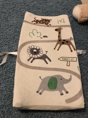 Diaper changing pad and cover for Sale in Marysville, WA