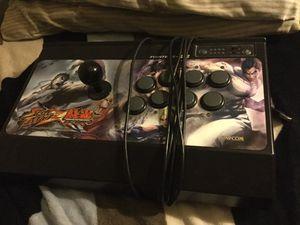 Street Fighter x Tekken Fightstick - PS3 for Sale in Carson, CA