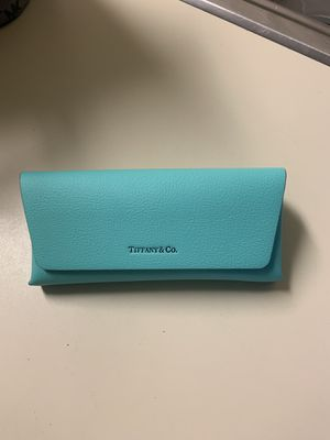 Tiffany's sunglasses/glasses case for Sale in Bel Air, MD