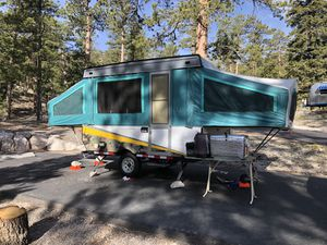 Coachmen Hunter 107 Pop Up Camper / Tent Trailer ... Many Upgrades for Sale in Las Vegas, NV