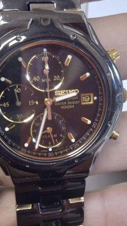 Seiko Chronograph for Sale in Glendale,  AZ