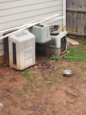 Dog crates for Sale in Ellenwood, GA