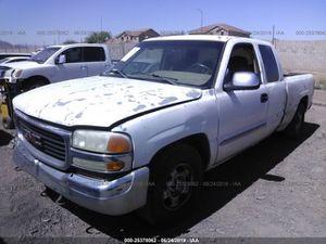 2002 GMC Sierra for parts for Sale in Phoenix, AZ
