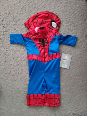 Spider-Man 3-6 month Disney store costume for Sale in Long Beach, CA