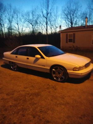 Chevy caprice for Sale in Concord, VA