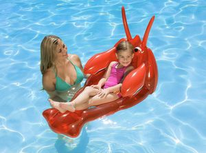 Lobster Swimming Pool Float Lounge (TWO) for Sale in Miami, FL