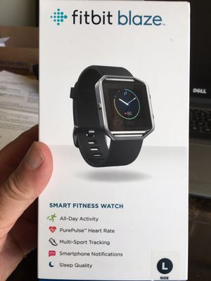 Fitbit blaze NEW never used for Sale in Manhattan Beach, CA