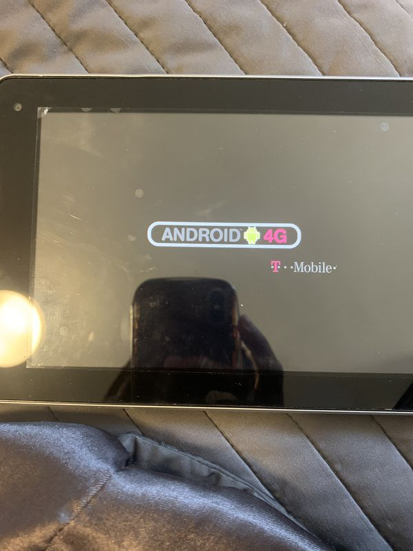 T-Mobile Android Tablet