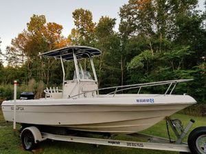 2003 seafox bay boat for Sale in Pearl, MS