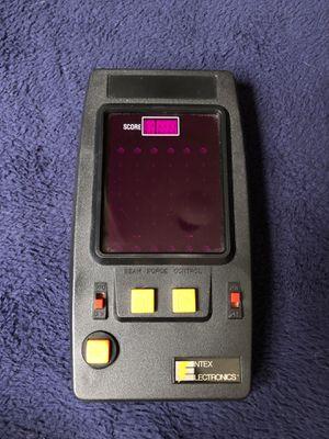 Entex Space INVADER Vintage Electronic Arcade Handheld video Game for Sale in DeLand, FL
