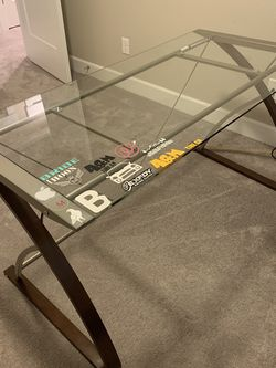 Glass Desk for Sale in Battle Ground,  WA