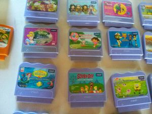 V-SMILE WIRELESS KIDS VIDEO GAME SYSTEM has over $500.00 games included for Sale in Saint Paul, MN