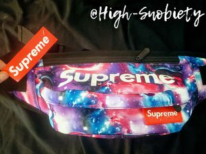 Supreme Galaxy Fanny Cross Body Messenger Bag for Sale in Sunset Valley, TX
