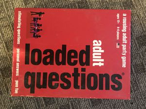 Board Game Loaded Questions for Sale in Falls Church, VA