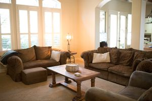 Down filled love seat and sofa for Sale in Clovis, CA