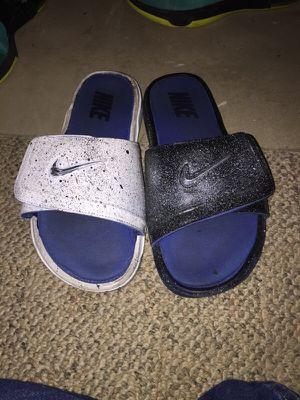 Custom Nike slides for Sale in Bolingbrook, IL