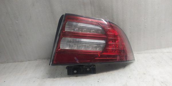 2007 2008 Acura tl tail light