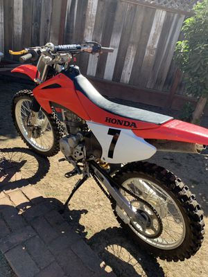 2006 HondaCRF230F Green sticker for Sale in Redwood City, CA