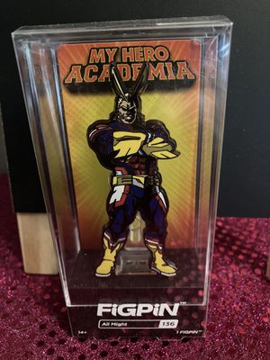 All Might 136 Fig Pin for Sale in Wichita, KS