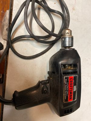 Craftsman 3/8 in drill for Sale in Auburn, WA