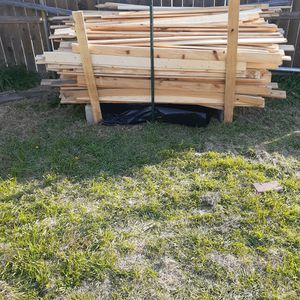 1x4 Pine Bords 1$ for Sale in Carrollton, TX
