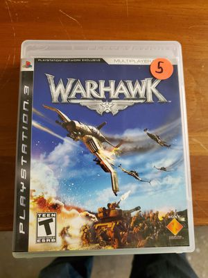 PS3 Warhark for Sale in Downers Grove, IL