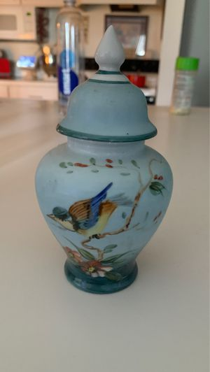 Beautiful hand painted Ginger jar made in Japan for Sale in Wyoming, MI
