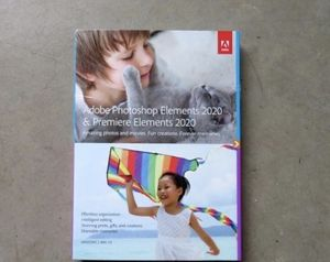 New Adobe Photoshop Elements and Premiere Elements 2020 Software, DVD & Download, Mac/Windows for Sale in San Jose, CA