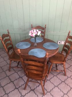 Dinning table/comedor Set With Chairs for Sale in Norwalk,  CA