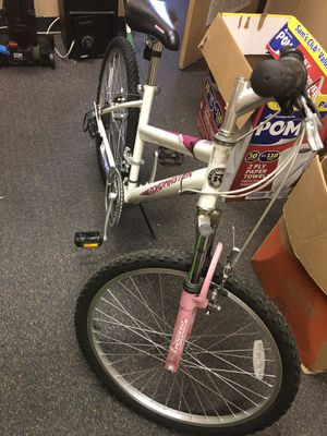 Bike- Road master bike- granite peak model with Burley two seat carrier for Sale in Dallas, TX