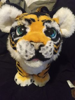 FurReal Friends Tyler the Tiger for Sale in Revere,  MA