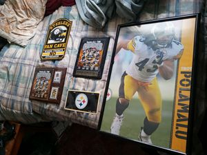Steelers collection for Sale in Warren, OH
