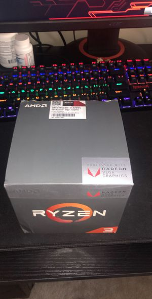 Ryzen 3 2200g for Sale in Wendell, NC