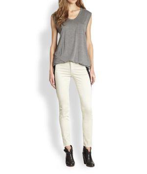 Joe's Jeans Oblique Skinny Ankle Jean sz 29 Macadamia color for Sale in Gardena, CA