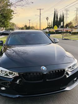 2014 BMW 428i 74k Miles Clean Title $15850 for Sale in Lakewood,  CA