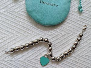 Original Tiffany silver bracelet for Sale in Portland, OR