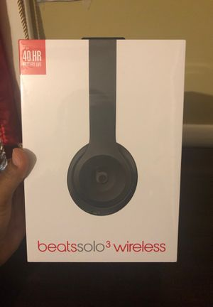Beats solo 3 wireless for Sale in Indianapolis, IN