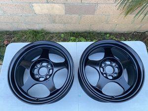 ROTA Slipstream 15x7.0 4x100 +40 Black Rim/Wheel for Sale in Norwalk, CA